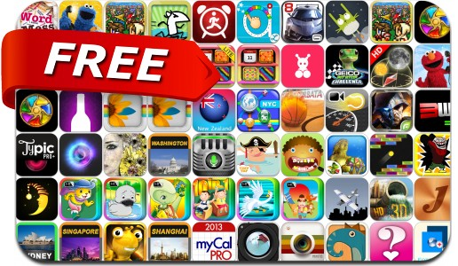 iPhone & iPad Apps Gone Free - September 13