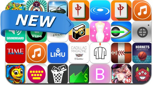 Newly Released iPhone & iPad Apps - October 22, 2014