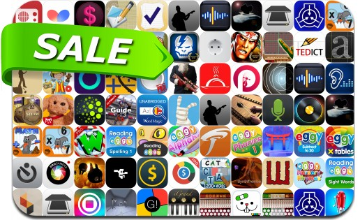 iPhone & iPad App Price Drops - December 24, 2015