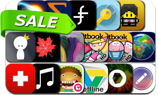 iPhone & iPad App Price Drops - November 8, 2015