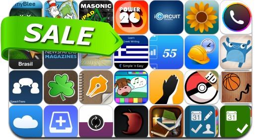 iPhone & iPad App Price Drops - November 3