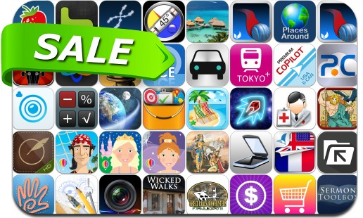 iPhone & iPad App Price Drops - May 3, 2014