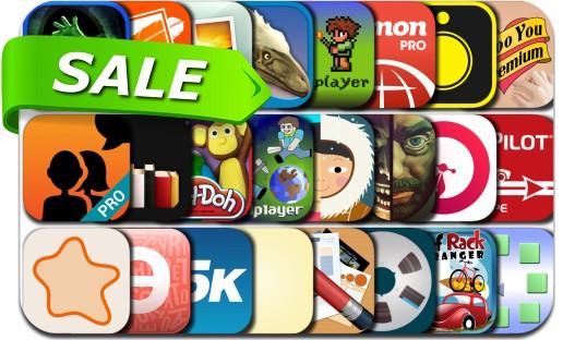 iPhone & iPad App Price Drops - April 23, 2016