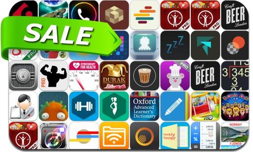 iPhone & iPad App Price Drops - April 14, 2015