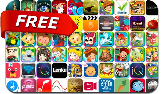 iPhone & iPad Apps Gone Free - November 1, 2014