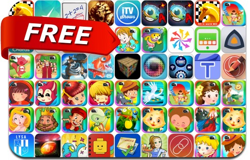 iPhone & iPad Apps Gone Free - September 20, 2014
