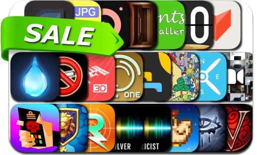 iPhone & iPad App Price Drops - June 23, 2021