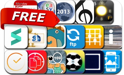iPhone & iPad Apps Gone Free - June 8, 2014