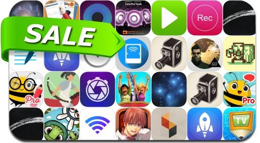 iPhone & iPad App Price Drops - February 22, 2017