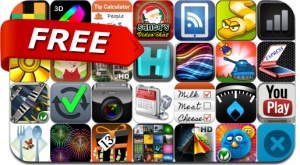 iPhone and iPad Apps Gone Free - November 25