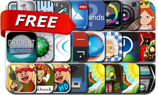iPhone & iPad Apps Gone Free - July 14