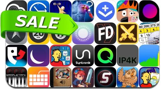 iPhone & iPad App Price Drops - October 5, 2021