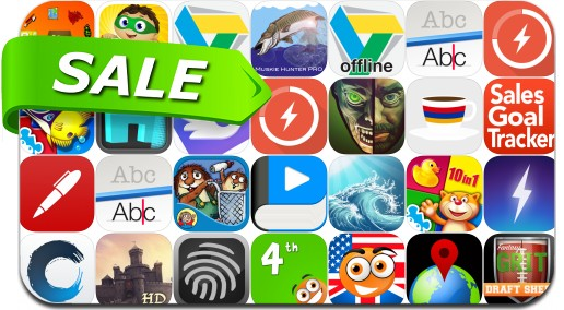 iPhone & iPad App Price Drops - August 19, 2016