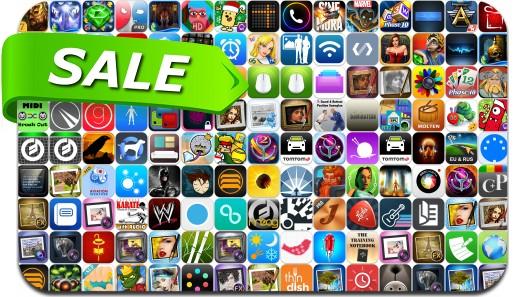 iPhone & iPad App Price Drops - November 27, 2014