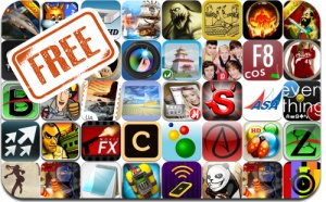 iPhone and iPad Apps Gone Free - July 18