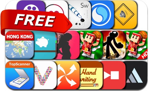iPhone & iPad Apps Gone Free - June 11, 2016