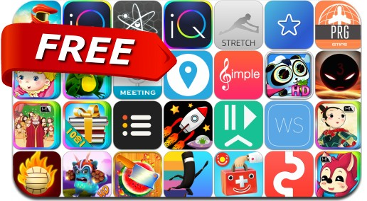 iPhone & iPad Apps Gone Free - November 14, 2014