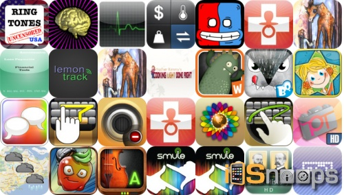 iPhone and iPad Apps Gone Free - February 20 Roundup
