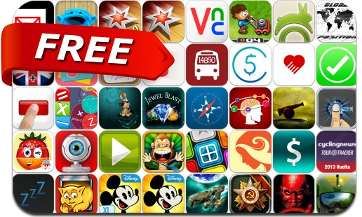 iPhone & iPad Apps Gone Free - January 23