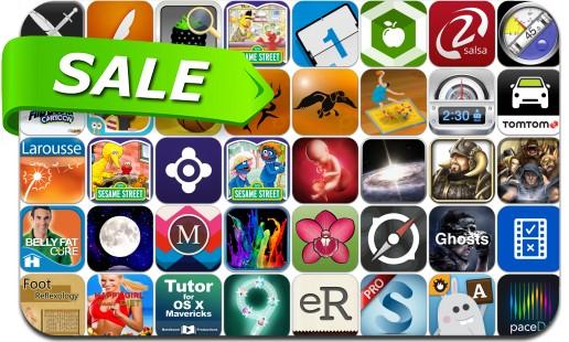 iPhone & iPad App Price Drops - January 4