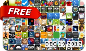 iPhone and iPad Apps Gone Free - December 19