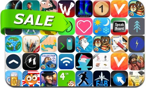 iPhone & iPad App Price Drops - December 11, 2015