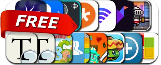 iPhone & iPad Apps Gone Free - March 15, 2017