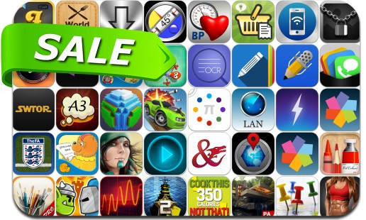 iPhone & iPad App Price Drops - August 16, 2014