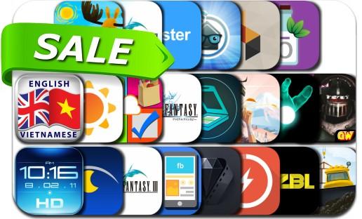 iPhone & iPad App Price Drops - April 29, 2017