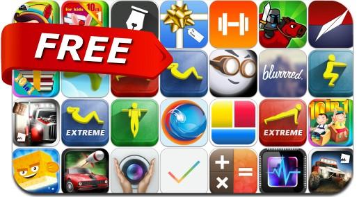 iPhone & iPad Apps Gone Free - November 18
