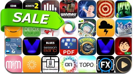 iPhone & iPad App Price Drops - August 22, 2015