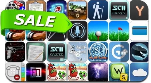 iPhone & iPad App Price Drops - July 21