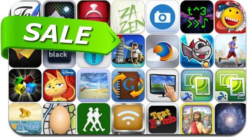 iPhone & iPad App Price Drops - April 7