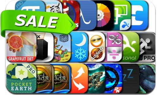 iPhone & iPad App Price Drops - June 7, 2015