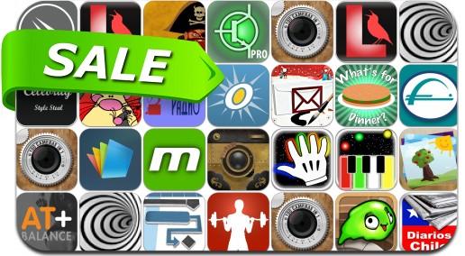 iPhone & iPad App Price Drops - March 4
