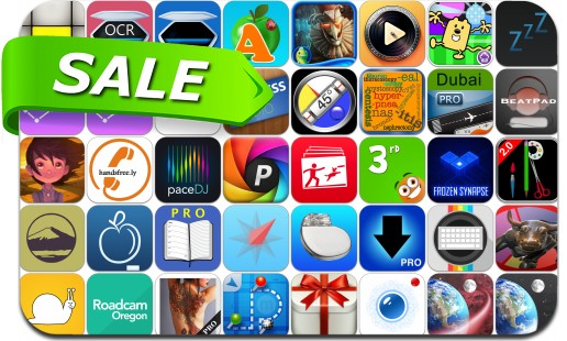 iPhone & iPad App Price Drops - October 18, 2014