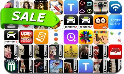 iPhone & iPad App Price Drops - March 13, 2015