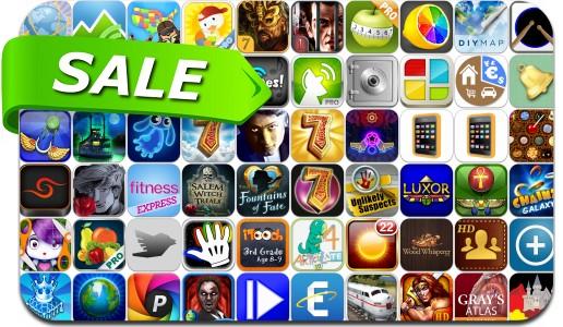iPhone & iPad App Price Drops - April 24