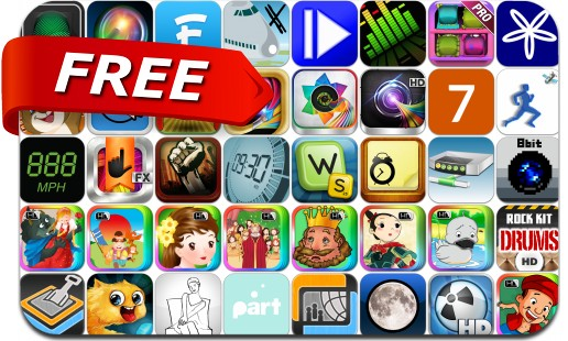 iPhone & iPad Apps Gone Free - June 17