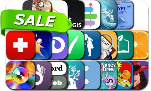 iPhone & iPad App Price Drops - December 5, 2016