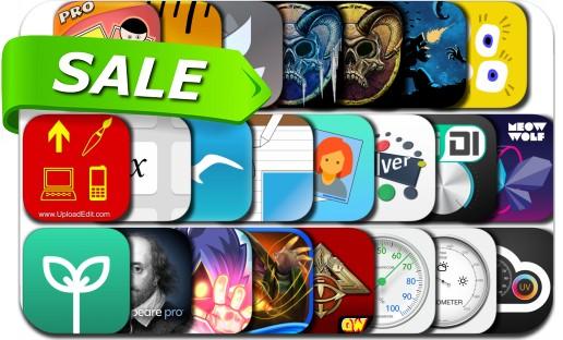 iPhone & iPad App Price Drops - January 7, 2019