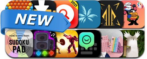 Newly Released iPhone & iPad Apps - July 19, 2021