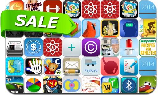 iPhone & iPad App Price Drops - January 2