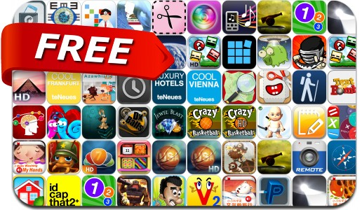 iPhone & iPad Apps Gone Free - May 31