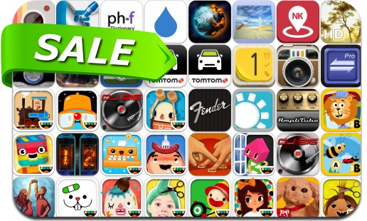 iPhone & iPad App Price Drops - November 6, 2014