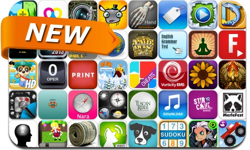 Newly Released iPhone & iPad Apps - March 30