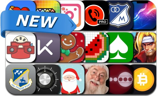 Newly Released iPhone & iPad Apps - December 11, 2017