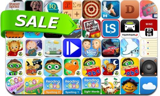 iPhone & iPad App Price Drops - November 24