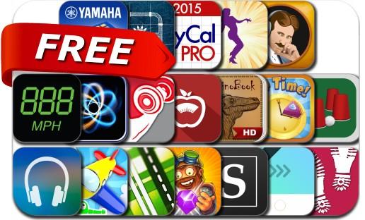 iPhone & iPad Apps Gone Free - February 21, 2015