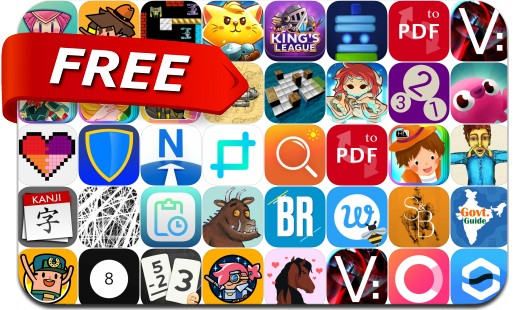 iPhone & iPad Apps Gone Free - March 26, 2020